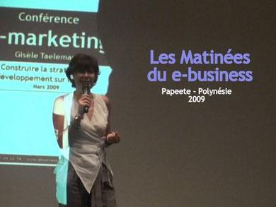 Conférence webmarketing