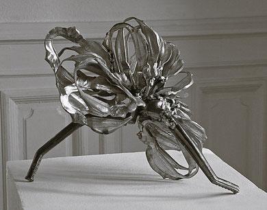 Roadrunner, 50 x 36 x 38 cm, Aluminium, 1998