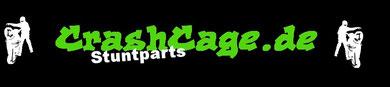 CrashCage Stuntparts und Zubehör