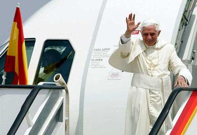 Visita del Santo Padre Benedicto XVI a España