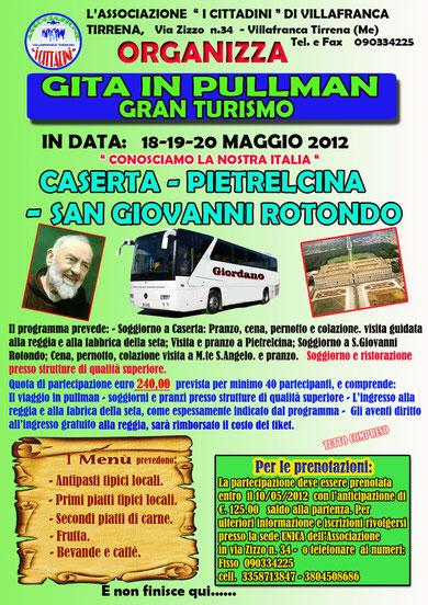 Gita a S.Giovanni Rotondo