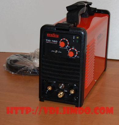 Сварочный инвертор для агрона Jasic TIG 160