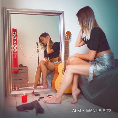 ALM ft. Manue Ritz - Mesage d'amour (2020) [Production, mix, mastering]