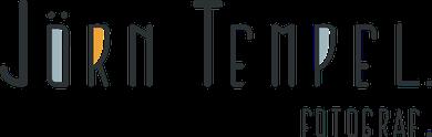 Logo Jörn Tempel. Fotograf.