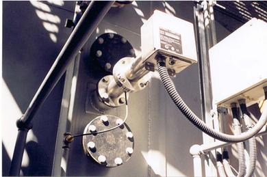 TDLASレーザーガス分析計プローブ