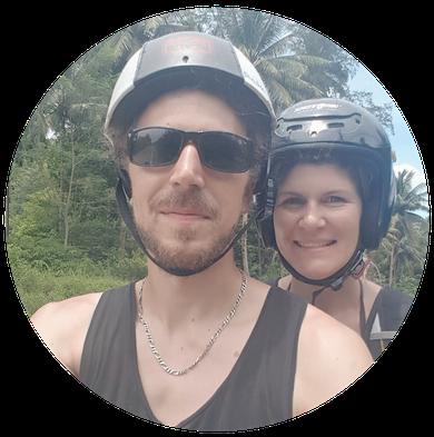 Adriano & Fabienne in Thailand