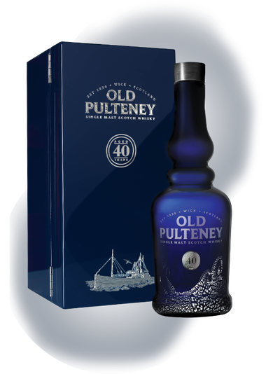 Old Pulteney 40 yo