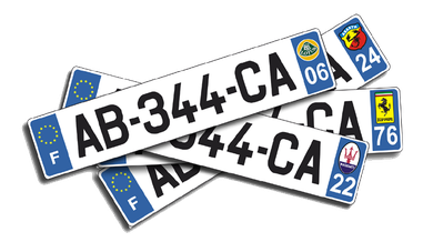 plaques sur mesure en adhésifs tous formats possible il suffit de nous dire ce que vous désirez sur notre mail :  stickersplaques@yahoo.fr