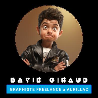 David Giraud Graphiste freelance Aurillac Cantal Auvergne