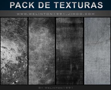 Pack De Texturas W2
