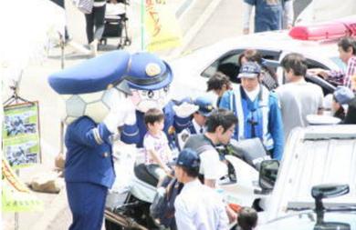 静岡市スルガフェスタへ津波シェルター出展06