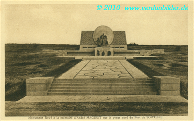 Monument Andre Maginot