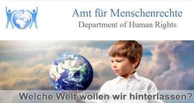 Amt für Menschenrechte  Department of Human Rights - klick mich...