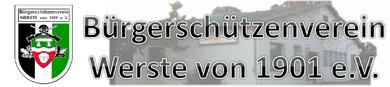 Unser Banner  http://www.bsv-werste.de