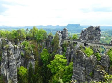 Wandern in Deutschland und Österreich