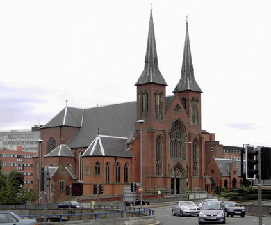 St Chad's Roman Catholic Cathedral
