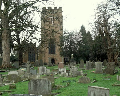 St Giles' Church, the west tower