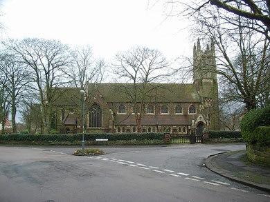 St Agnes' Church
