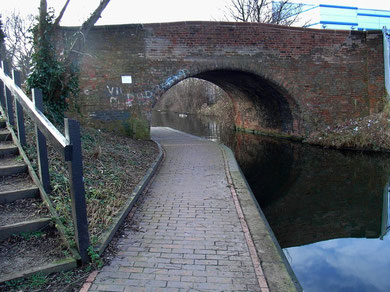 Berwood Common Bridge