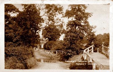 Ford on Yardley Wood Road