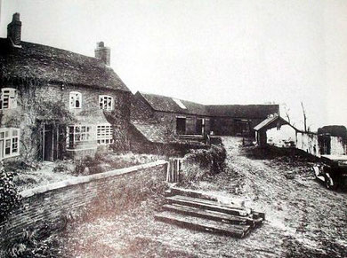 Glebe Farm 1932 - image of uncertain origin posted on Birmingham History forum by moderator Phil