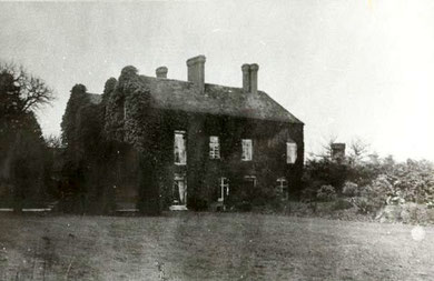 Lea Hall. Image from the Acocks Green History society website, use permitted for non-commercial or educational purposes. See Acknowledgements.