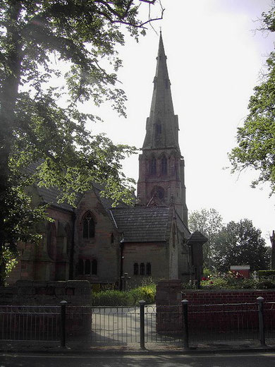 Erdington Abbey, the Church of St Edmund & St Thomas of Canterbury