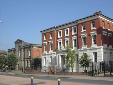 The former Queens Hospital