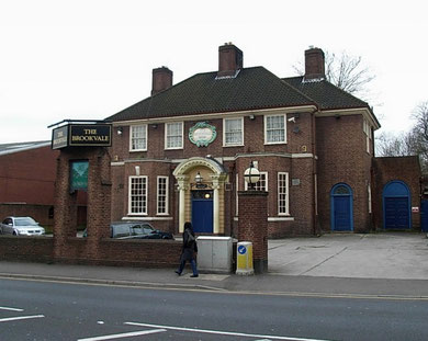 The Brookvale pub on Slade Road