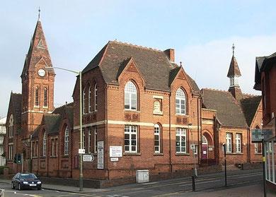 The Clock Tower, formerly Harborne Heath Board School