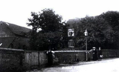 Greet Mill Hill or Kings Farm. Image used under the terms and conditions of the Acocks Green History Society website.