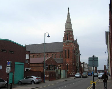 St Anne's RC Church