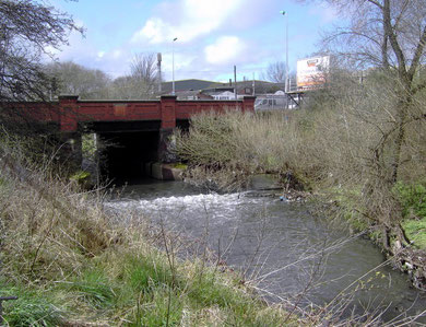 Bromford Bridge now carries the Outer Ring Road