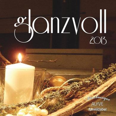 Glanzvoll 2013 - Adventsausstellung
