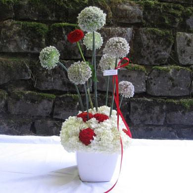 Gesteck Nationalfeiertag 1. August