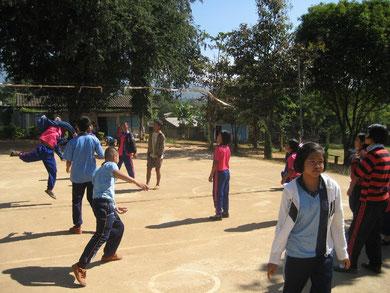 """Spaß und """"sabei"""" stehen bei den Kindern im Vordergrund"""