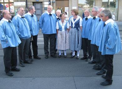 Der Jodlerchörli Wildenstein Bubendorf