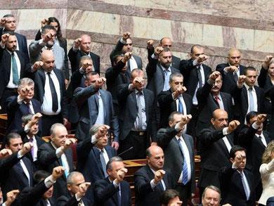 Chrysi Avgis parlamentsgruppe