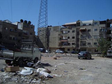 Palæstinensisk flygtningelejr Jaramana