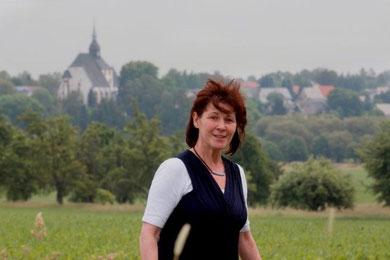 Kerstin Krumbholz, byens ukuelige antiracistiske initiativtager