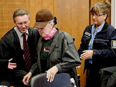 Sonja S. i retssalen