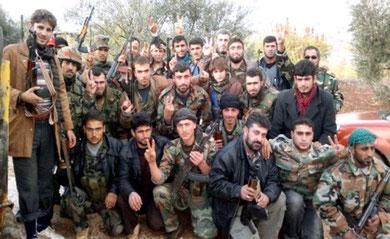"""Frie Syriske Armé"" (FSA)"