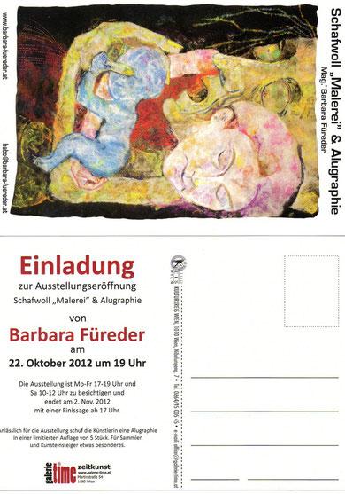 Galerie Time Ausstellung Barbara Füreder