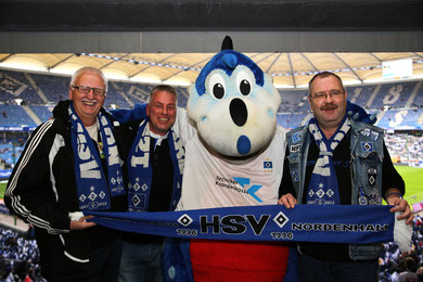 Hajo, Michael, Dino Hermann und Udo