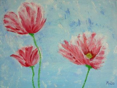 Fantasie florale dans l'infini par MaDo