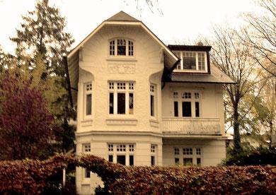 Villa Goddefroystraße