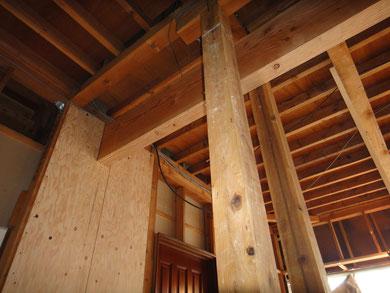 合板 構造用 柱 梁