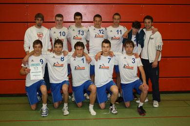 U20 - Süddeutscher Meister 2011 (Klicken zum Vergrößern)