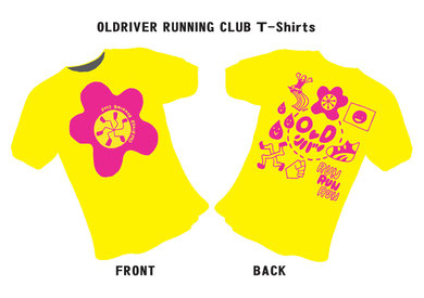 OLDRIVER RUNNING CLUB T-Shirts