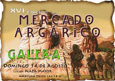mercado argarico galera 2011
